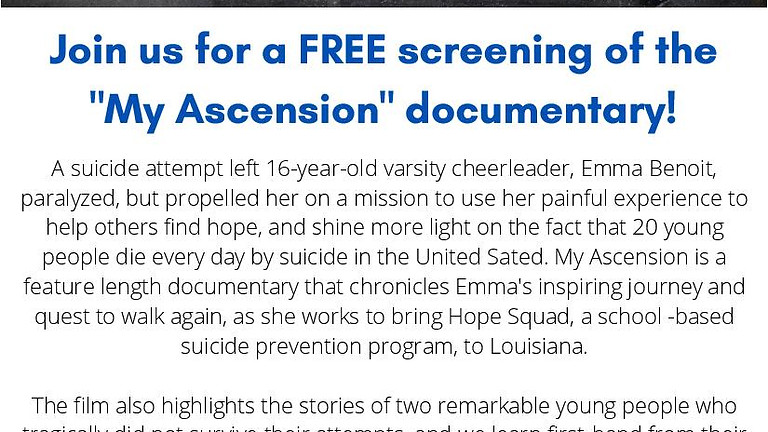 My Ascension Documentary