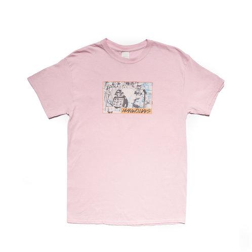 Pink Cam Art