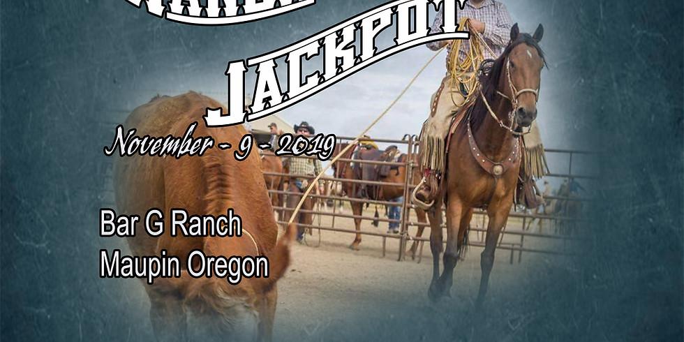 Wasco County Ranch Roping Jackpot (Bar G Ranch)
