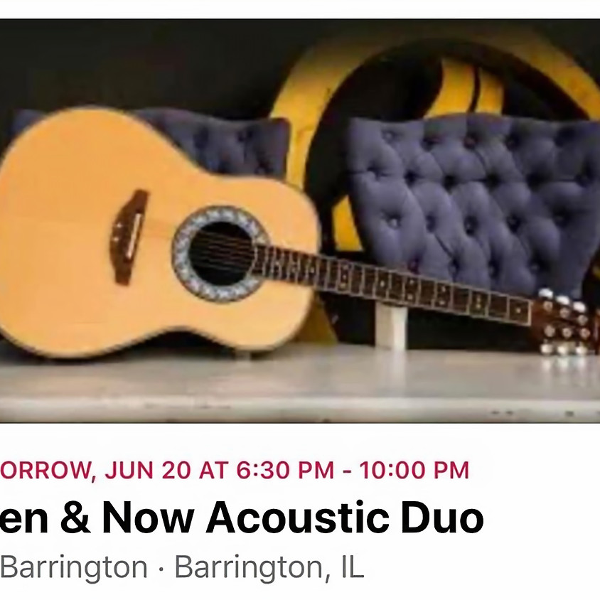 Then & Now Acoustic Duo