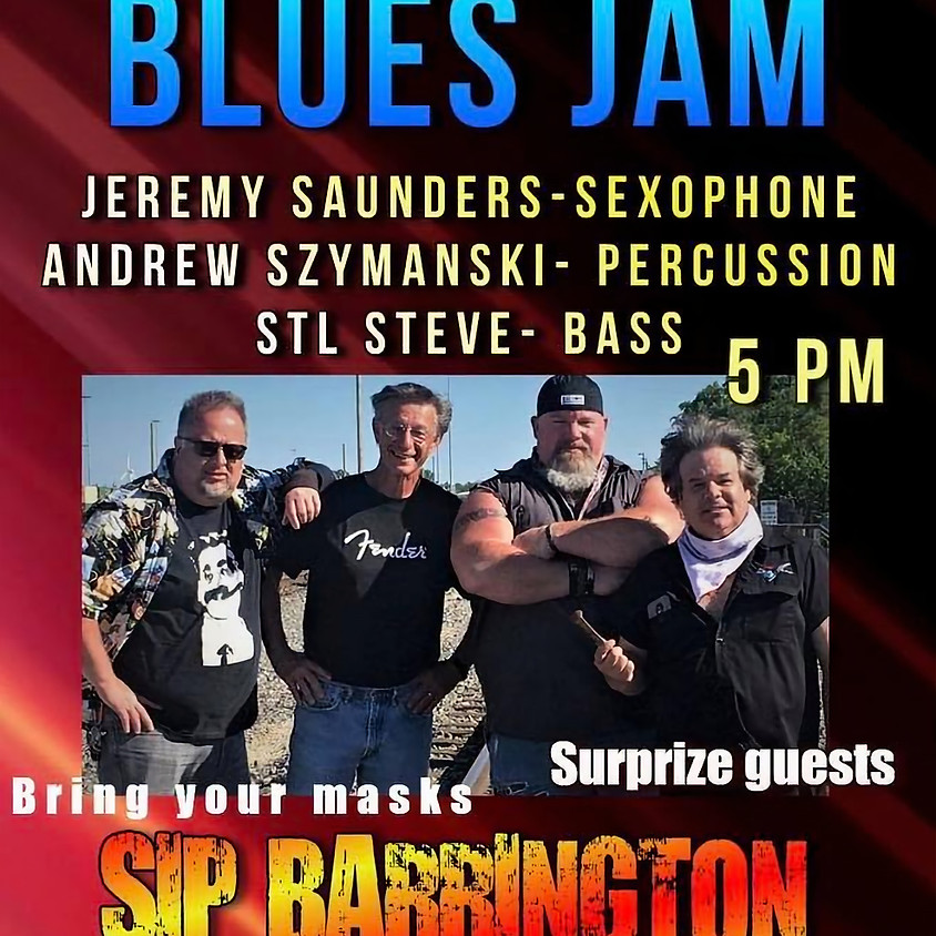 Blues Jam OUTDOOR EVENT