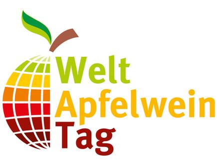 Welt-Apfelwein-Tag - jeder kann mitmachen