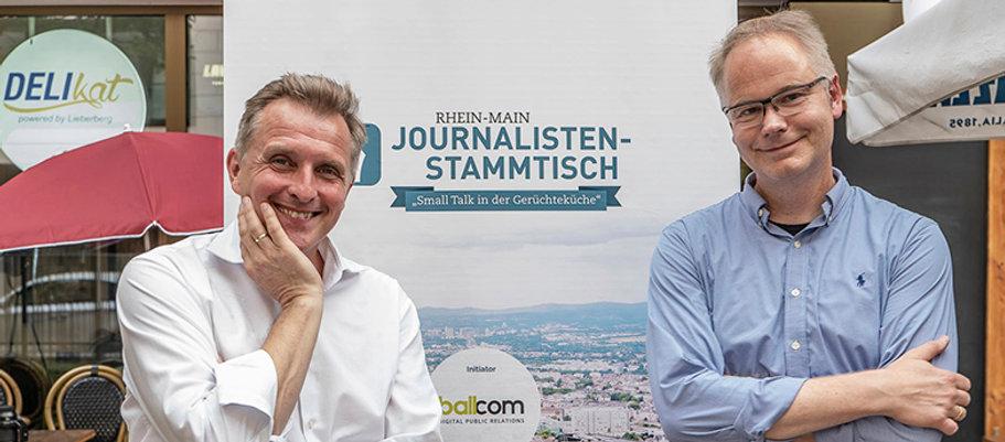 RheinMainJournalistenStammtisch71_Steffe
