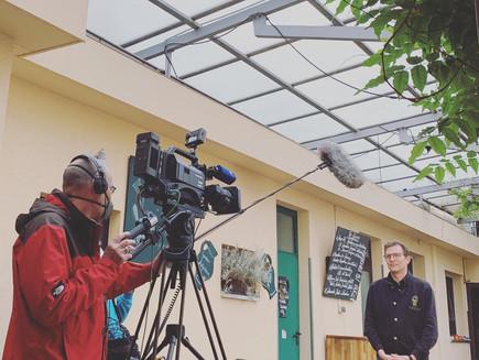 Der Homburger Hof im ARD Morgenmagazin