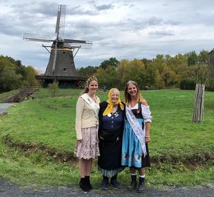 Schön war es: Apfelfest im Hessenpark mit der Kelterei Possmann