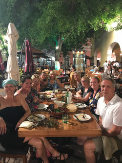 dining in Merida