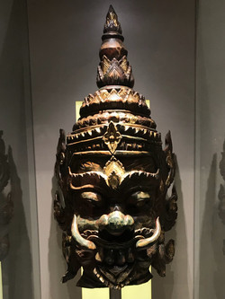 Hanuman @ Gran Museo del Mundo Maya