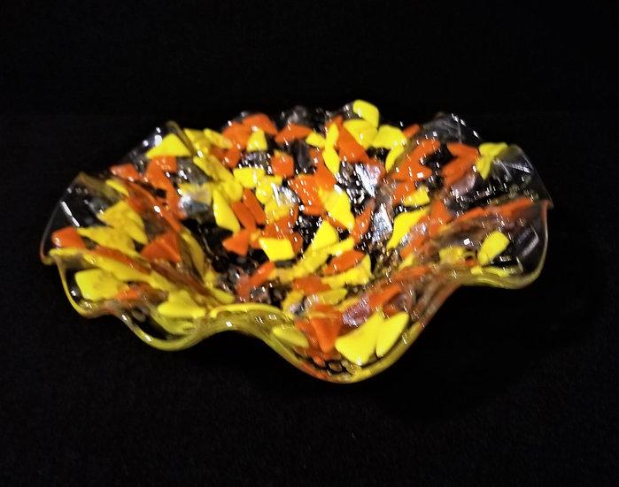 Candy Corn Bowl