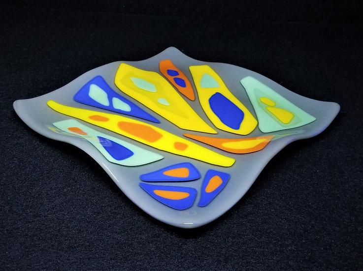Wavy Plate