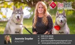 Jeannie Homesmart Banner