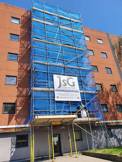 JSG Design and build