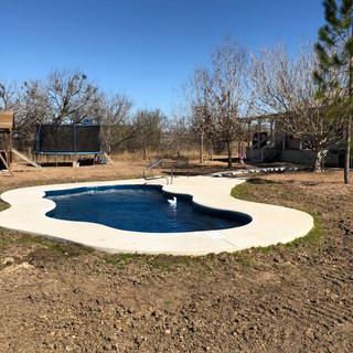 Holiday Time Pool