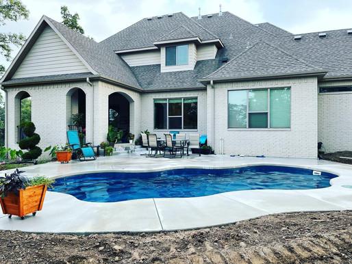 Hot Summer, Cool Pool