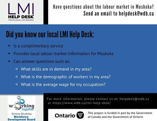 Copy of LMI Help Desk Post card  - SMWDB