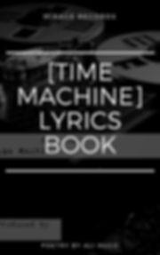 [Time Machine] Lyrics Book.jpg