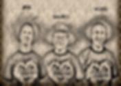 Jens, Marko und Horst -  Das Team der Bowling-Bar Zittau