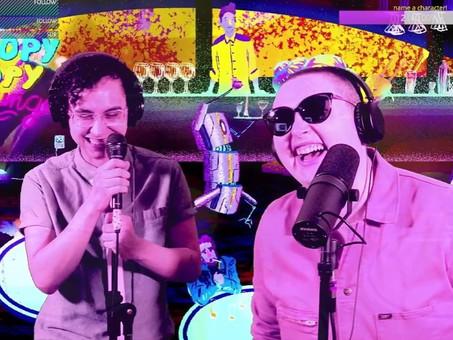 Music looper, improviser & streamer Libbaloops might just be a cyborg