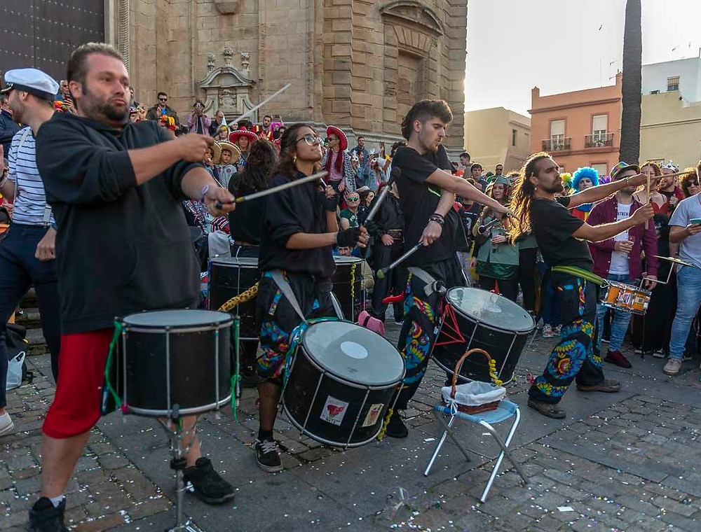 Sambango Drumming Group