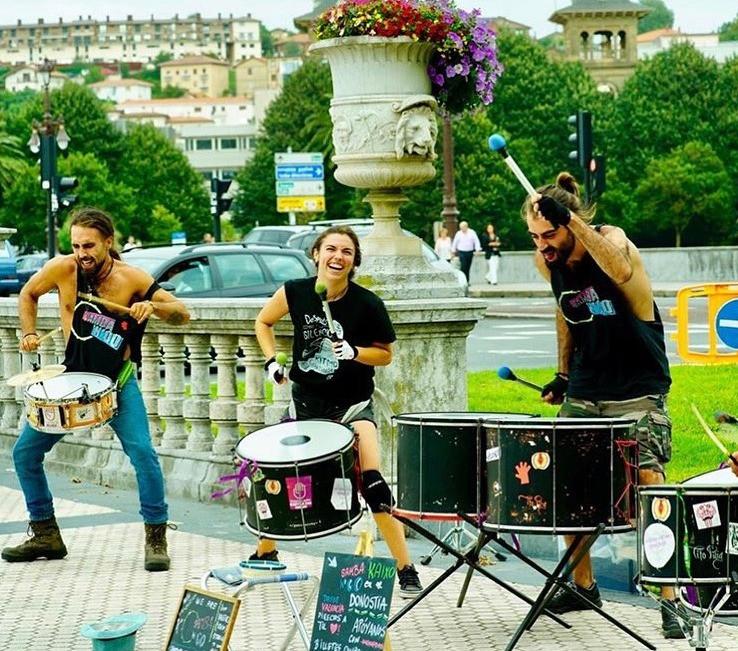 Sambango Street Drummers