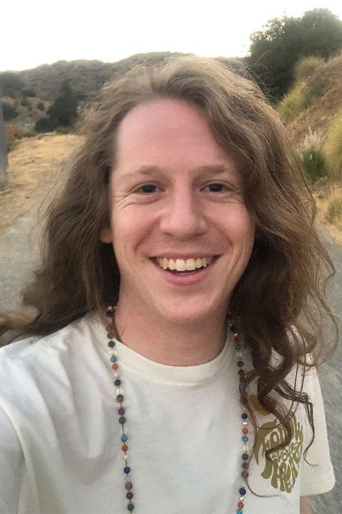 Music Streamer Aaron Goldberg