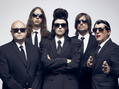 Puscifer Livestream at Arcosanti was solid but lacked presence