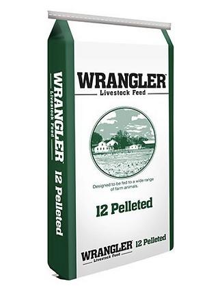 Wrangler 12% Pellets