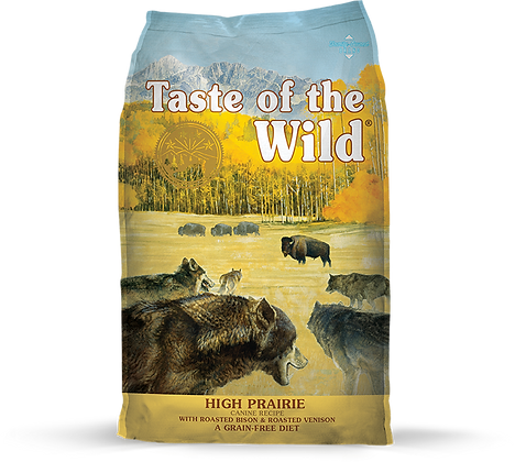 Taste of the Wild High Prairie