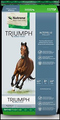Triumph 12% Pellets