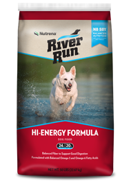 River Run Hi-Engery Dog Food