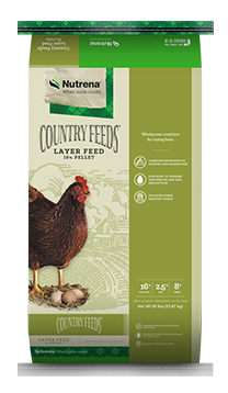 Country Feeds Layer Pellets