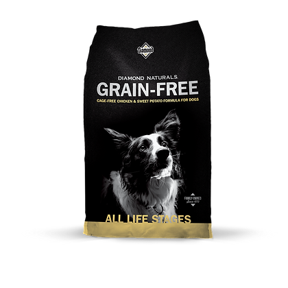 Diamond Naturals Grain-Free Chicken