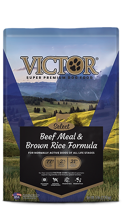 Victor Beef Meal & Brown Rice Dog Food