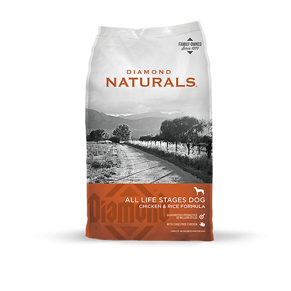 Diamond Naturals All Life Stages Chicken & Rice