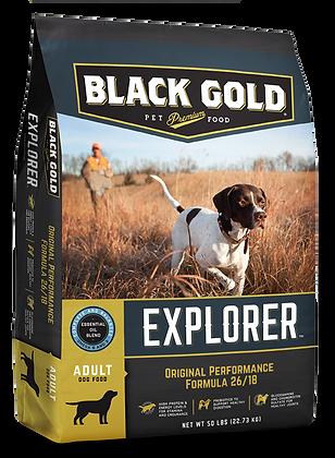 Black Gold Explorer Dog Food