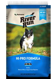 River Run Hi-Pro Dog Food