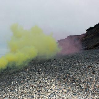 Señales de humo para otros mundos ( Santa Cruz, Patagonia )