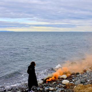 Señales de humo para otros mundos, Parque Chabunco ( Punta Arenas, Chile)