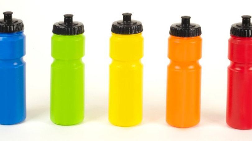 Footie school Academy Water Bottles