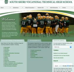 Website for SSTHS