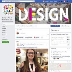 Facebook for Design Program at SST