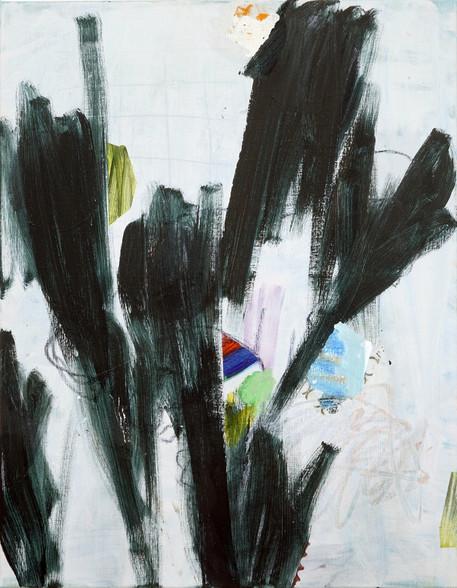 Hiding-Point, 2019 oil on canvas 90 x 70 cm