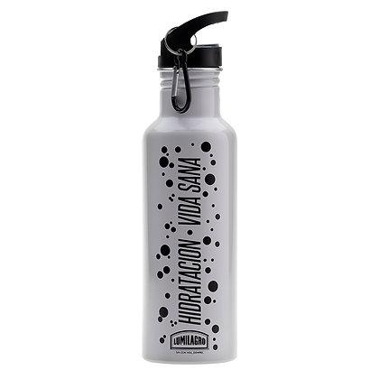 Botella Deportiva Hidratación Pico Rebatible