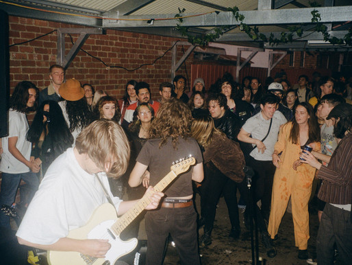 Jizzfest 2020: A Footscray House Party Fighting Fires With Punk