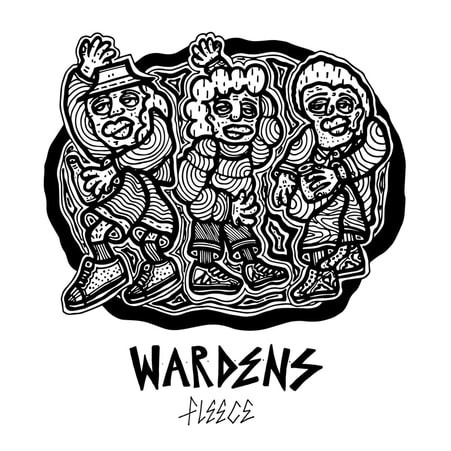 Wardens EP cover