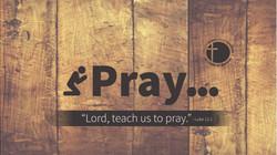 pray wide