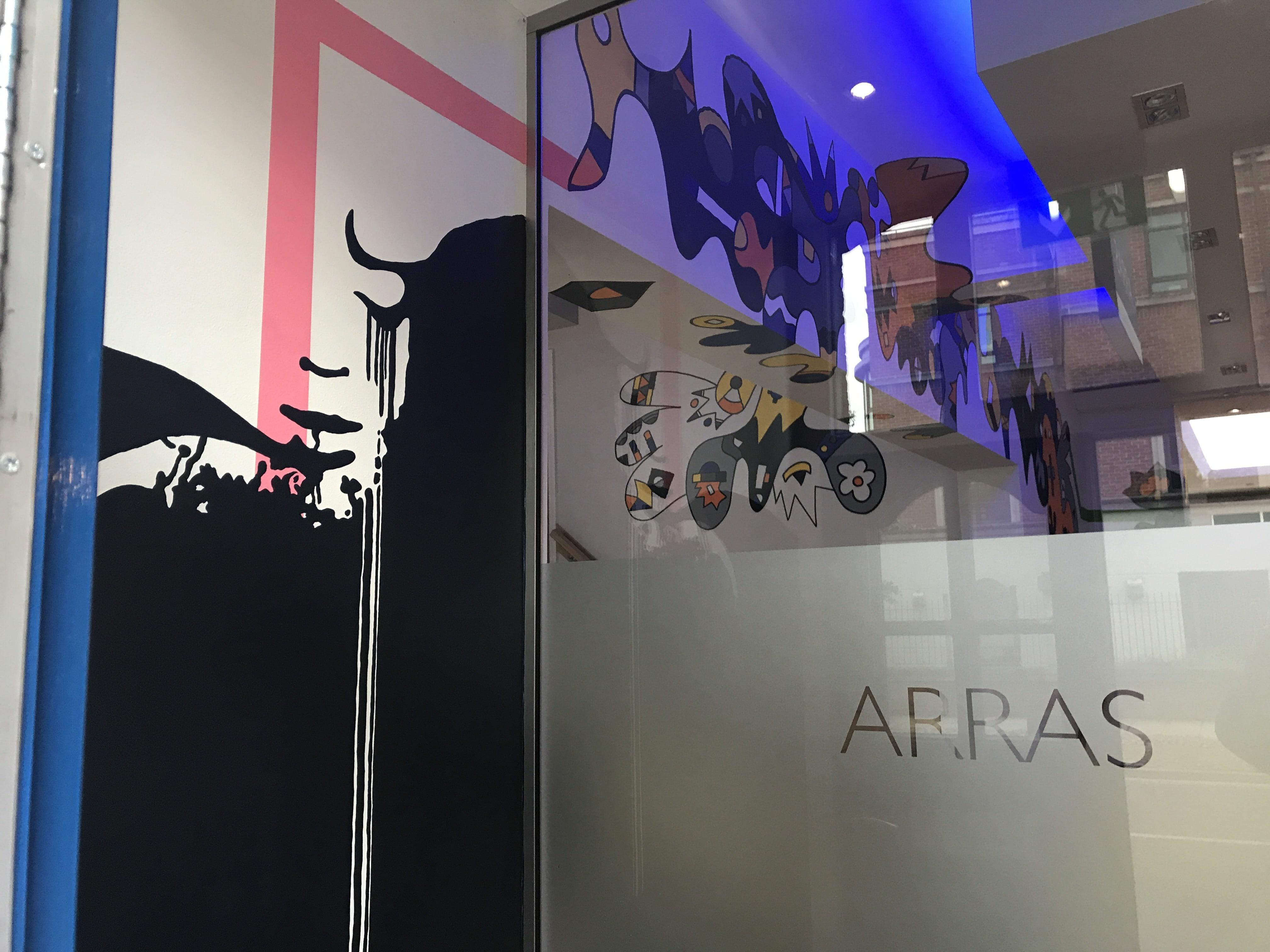 Arras restaurant 1