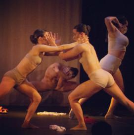 Danza Contemporánea en el Teatro del Centre, Barcelona