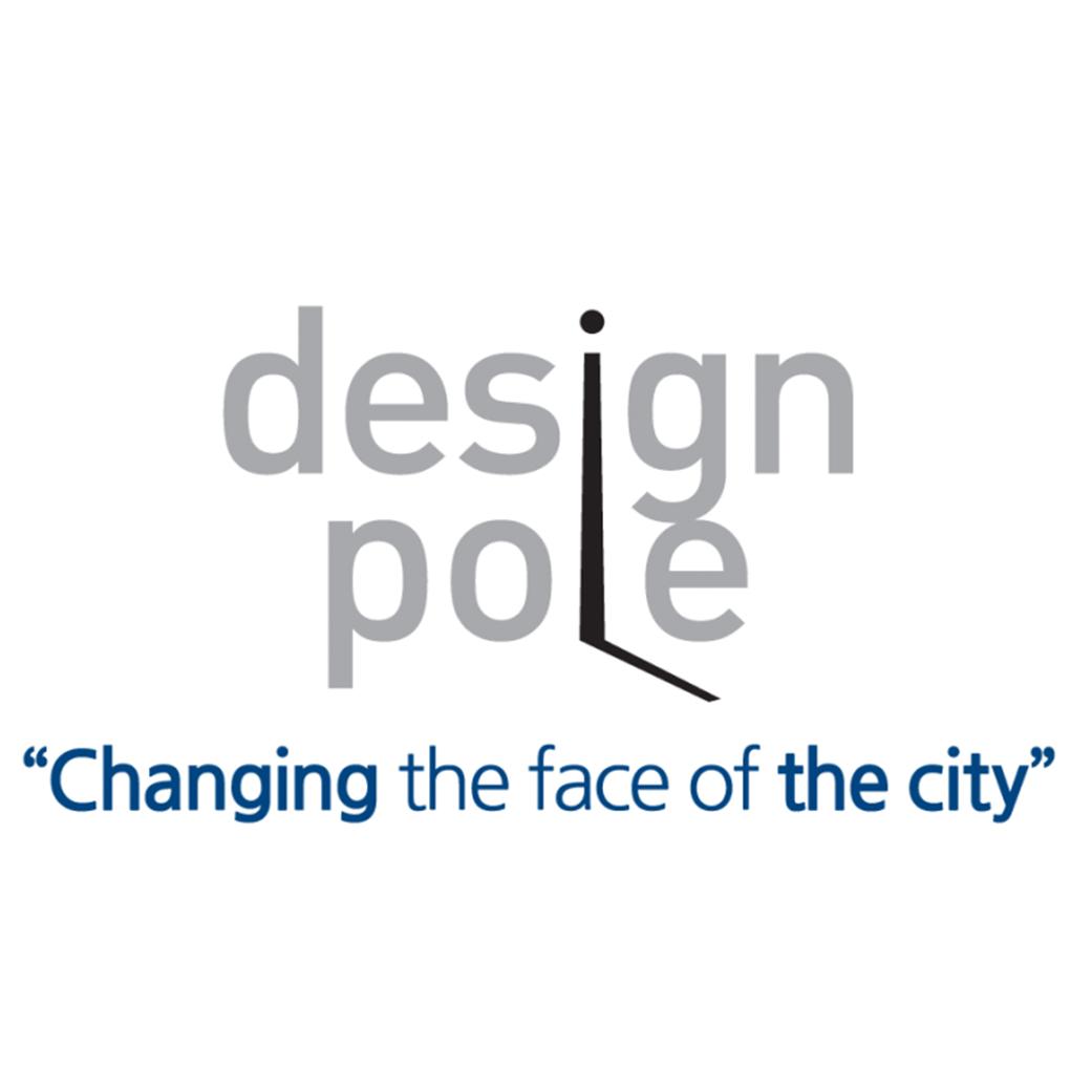 Design Pole white