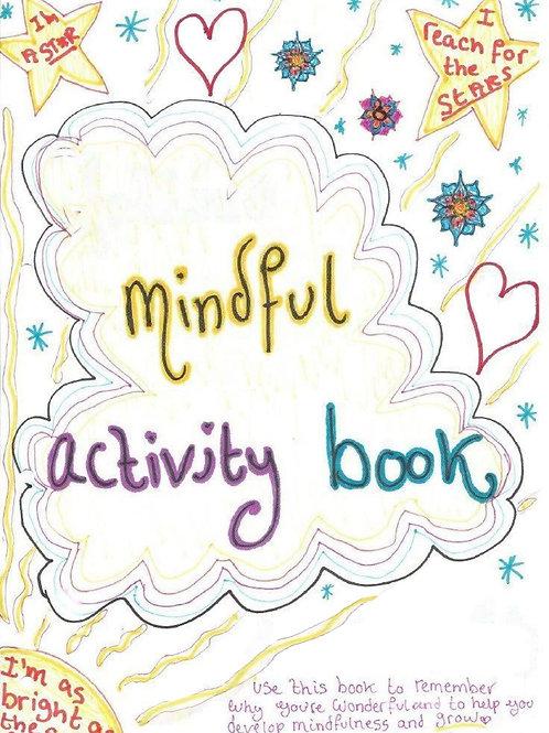 AspergerWorld - Mindful Activity Book (PDF Digital Download)