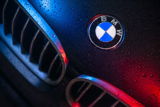 BMW M7 Emblem